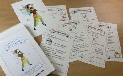 Aider les enfants à apprivoiser leurs émotions, avec les cartes rédigées et dessinées par P'tite Lilou