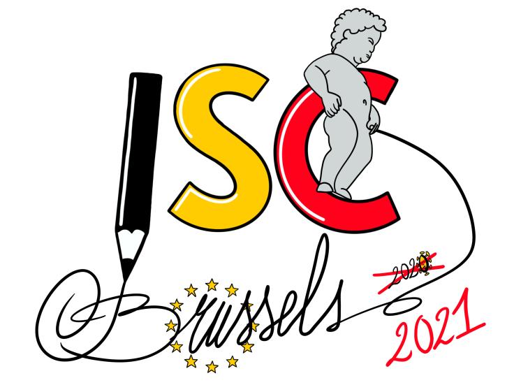 International Sketchnote Camp – ISC2021.be – Bruxelles, 10-11-12 septembre 2021